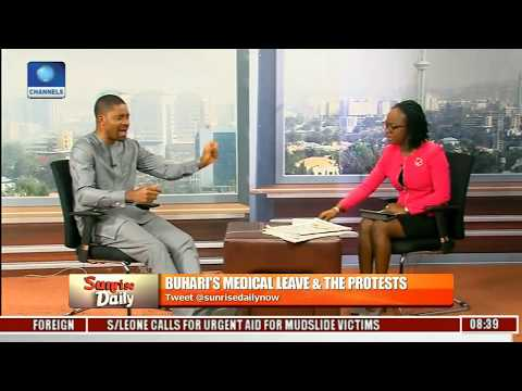 This Government Has Repeatedly Lied To The People Of Nigeria - Deji Adeyanju | Sunrise Daily |