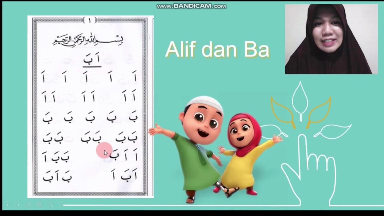 Download METODE UMMI JILID 1. Halaman 1-3 (Ibu Nanda Fatimah)