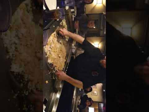 Birthday Dinner At Kanpai Of Tokyo, Actually In Spartanburg, SC