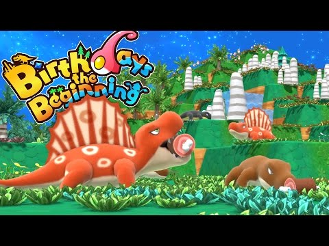 Birthdays the Beginning - Our First Dinosaurs! - Let's Play Birthday's The Beginnings Gameplay