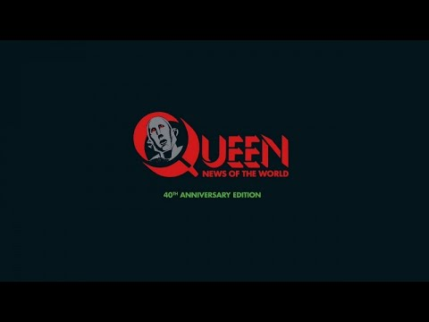 Queen - We Will Rock You (Raw Sessions Version)