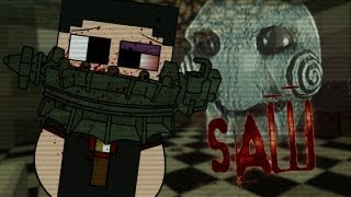 Minecraft: Vamos a sufrir con SAW