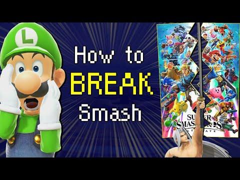 How to BREAK Smash Ultimate -- Random Smash Ultimate Facts