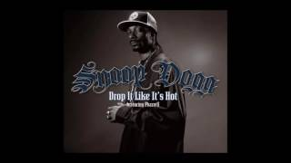 Snoop Dogg ft  Pharrell - Drop It Like It's Hot by (Audio)