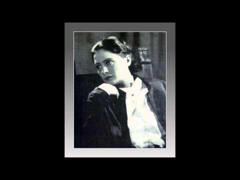 """Soprano IVA PACETTI - Norma - """"Casta Diva""""  (1928)"""