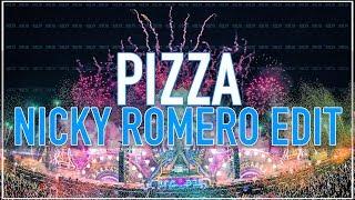 Martin Garrix - Pizza (Nicky Romero Edit) [Unreleased HQ/HD] Video