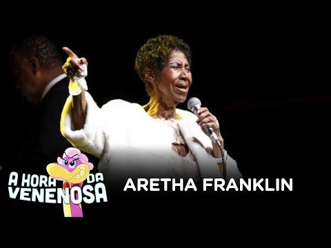 Morre Aretha Franklin, aos 76 anos