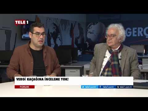 Forum - Ayşenur Arslan (8 Kasım 2017) | Tele1 TV