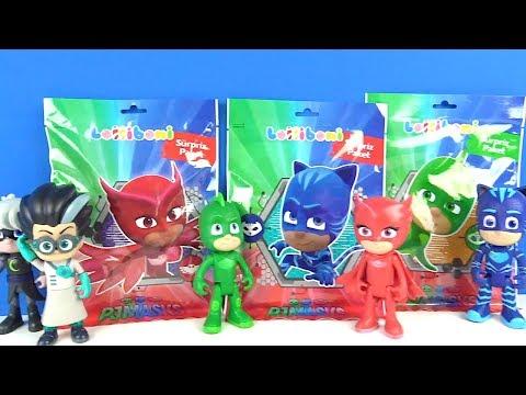 Pyjamahelden Zeichentrickserie Spielzeuge Wer Tappt In Die Slime