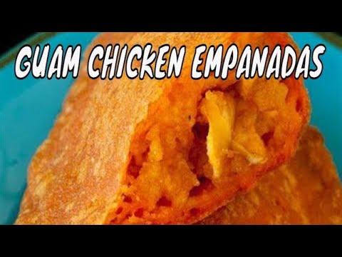 Guam Empanada