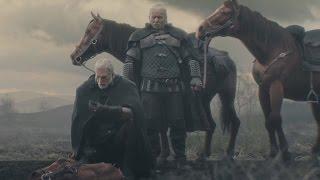 Ведьмак 3: Дикая Охота (The Witcher 3: Wild Hunt) — Вступительный видеоролик