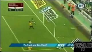 Santos Vs America 4-1 liga mx 2018