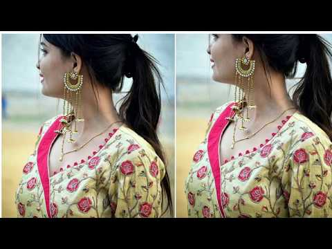 Latest Neck Designs For Kurti/ Suits And Churidars ||Top Most Beautiful Neck Designs ideas - 2018-19
