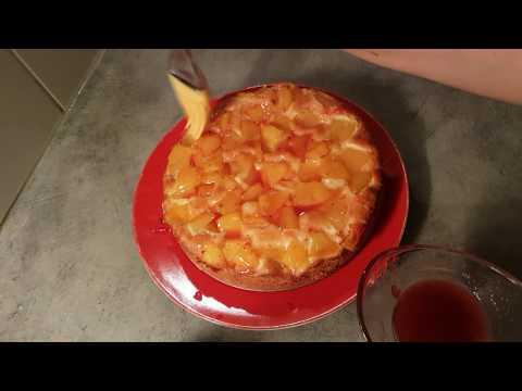 gateau-a-l'ananas-tres-rapide-et-simple