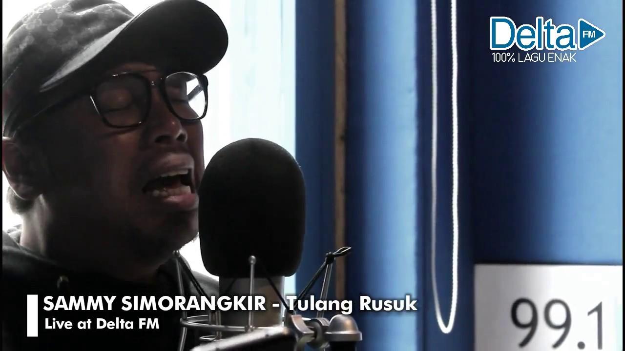 SAMMY SIMORANGKIR (Live At Delta FM)