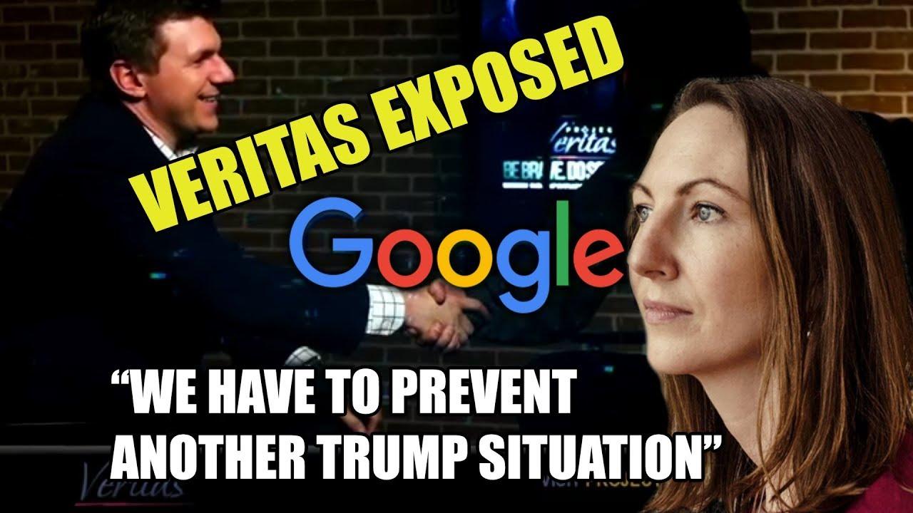 Google EXPOSED - Project Veritas Investigation (Re-Upload) Clever Doge