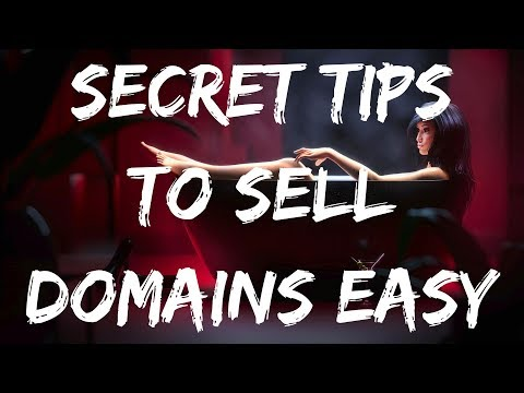 BUYING & SELLING DOMAINS 💸 SECRETS