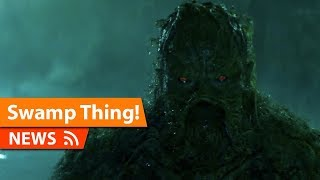 Swamp Thing First Look & Thoughts on Series
