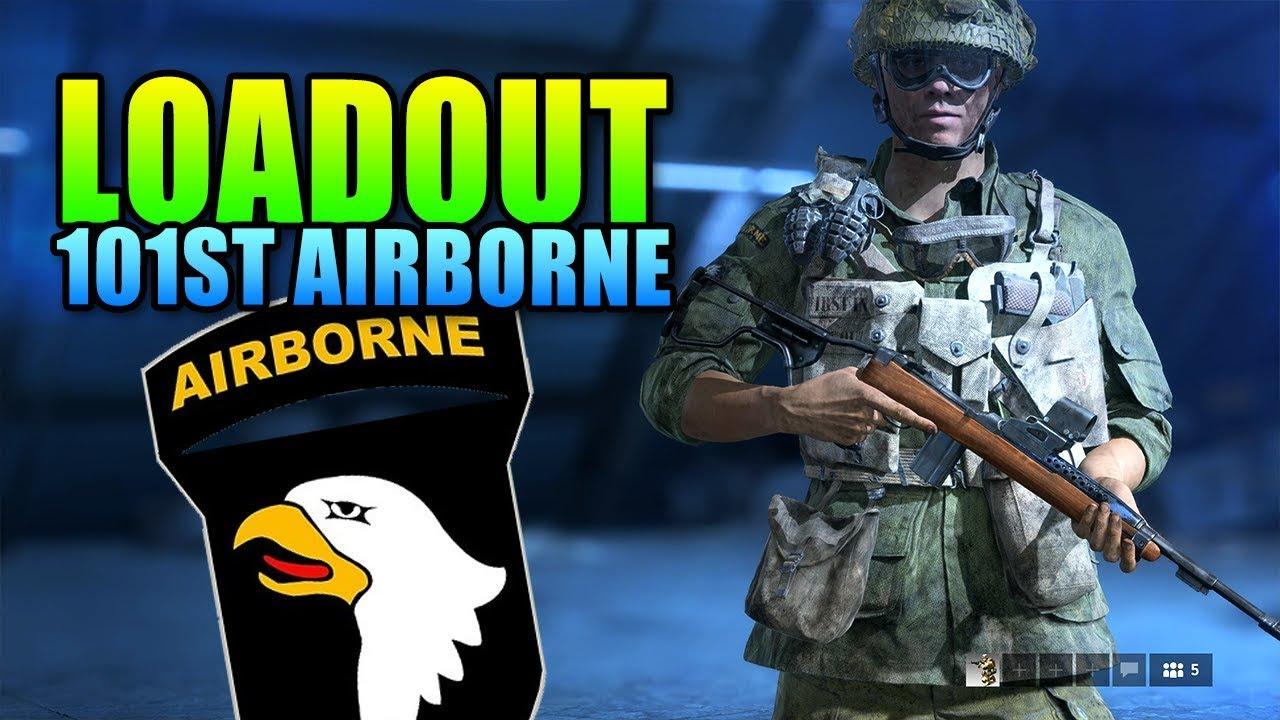 Loadout 101st Airborne M1A1 Carbine | Battlefield 5