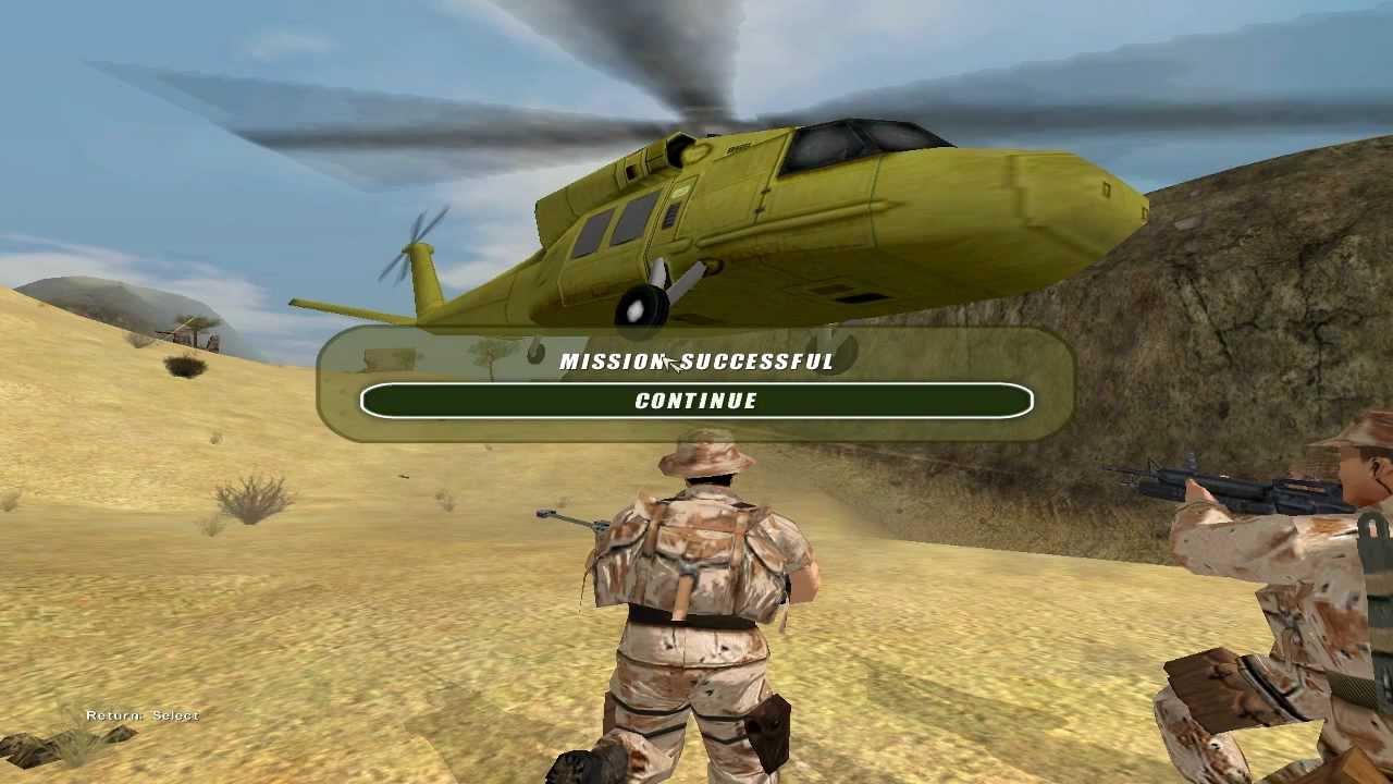 Conflict Desert Storm 2