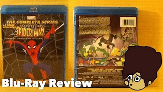 Blu-Ray Review: Spectacular Spider-Man the Complete Series