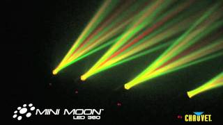 CHAUVET LED Moonflower Effect Light - Mini Moon 360 LED