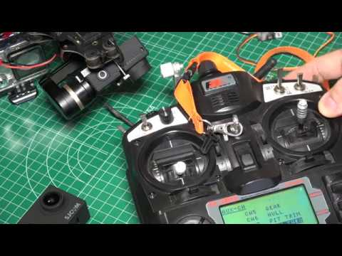 Proyecto Drone (62). (1/2) FireFly 8S con Cable Remote #4K