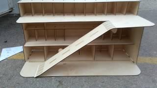 Отзыв о производителе dolodom. Пермская фабрика по производсву деревянных игрушек.