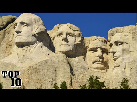 Top 10 Most Famous Landmarks