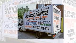 New Furniture & End Of Line Stock - Ex Catalogue Furniture Centre