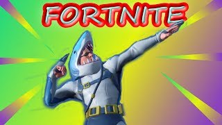 FORTNITE = IT MUST BE MY BIRTHDAY! NEW CHOMP SR. SKIN!!! (COMPLETE SET)