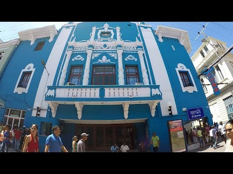 Guided City Tour - Santiago de Cuba - Cuba