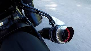 Scorpion RP-1 GP exhaust and sound on GSXR 1000 K5
