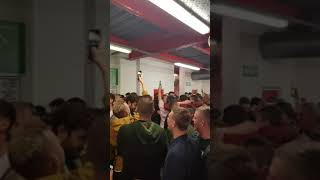 Sheffield United at forest (September 2017)