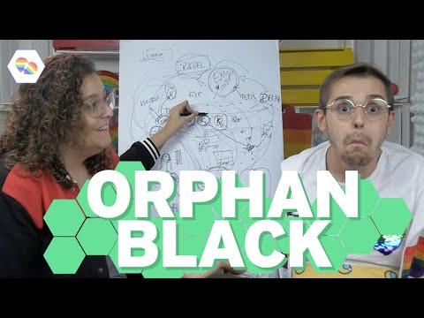 Fernanda Conta Para Herbet Tudo Sobre Orphan Black - Canal Das Bee (Com Spoiler)