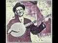 DINAH (aka, Cindy) by Land Norris, clawhammer / up-picking banjo, June 1925, rare recordings