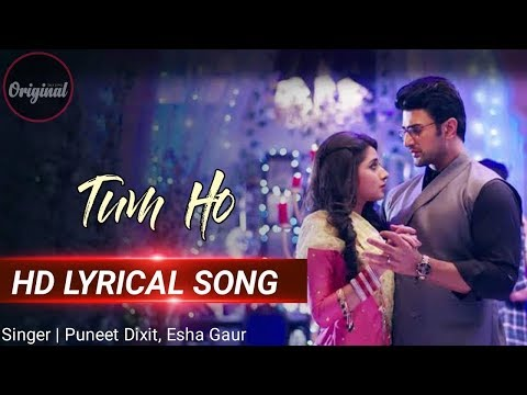 Tum Ho Full Song _ Hd Video _ Guddan Tumse Na Ho Payega _ Zee Tv _ Puneet Dixit _ Esha Gaur