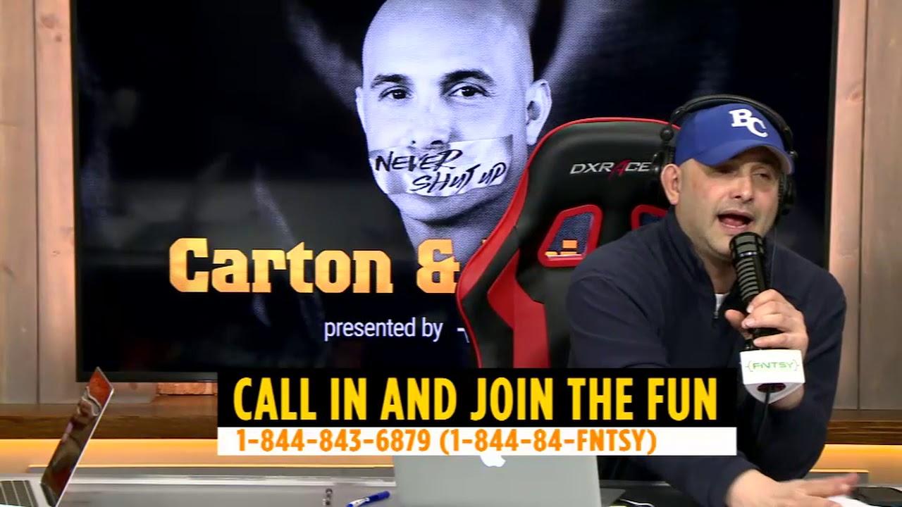 Craig Carton Family