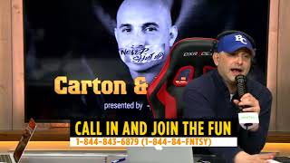 Craig Carton addresses the Boomer and Gio/Mike and the Mad Dog feud
