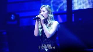 TaeYeon SNSD - IF LIVE @ Athena Concert in Japan