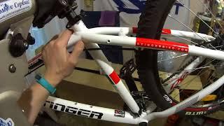 stinger Reload SD 26 обзор велосипеда из коробки