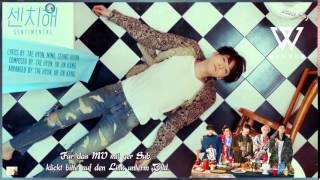 Winner (위너) - Sentimental (센치해) k-pop [german Sub]