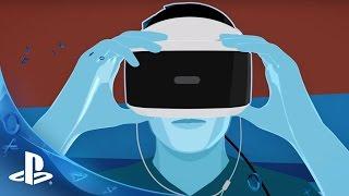PlayStation VR: насолоджуйтесь віртуальною реальністю
