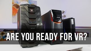 the best gaming pcs for the oculus rift and htc vive under 2000