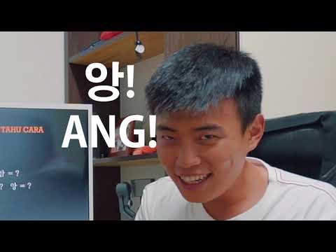 Belajar 한글 GRATIS! (+ Pronounciation seperti orang Korea!)