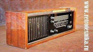 Радиоприемник ''Рига-102'' опытный образец СССР