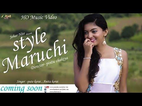 New ho munda song||Style maruchi|| coming...
