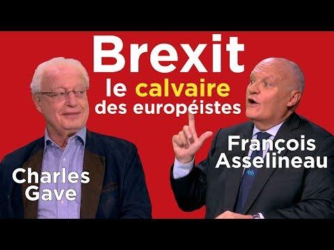 Brexit : Le Calvaire Des Européistes - Avec C. Gave Et F. Asselineau