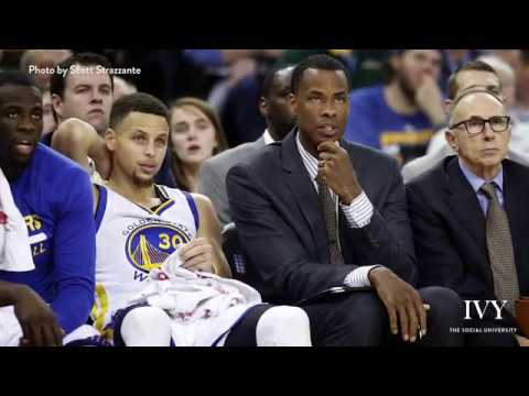 Golden State Warriors Assistant Coach Jarron Colins Sits Down with IVY (2017)