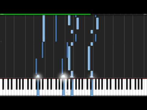 Departures ~Anata ni Okuru Ai no Uta~ - Guilty Crown (Ending) [Piano Tutorial] // TehIshter